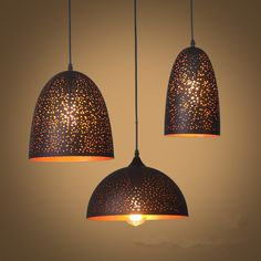 Brave Black Industrial Vintage Pendant Lights Fixture Dining Room Bar Restaurant Decorated Loft Retro Hanging Lamp Iron Lampshade We Take Customers As Our Gods Ceiling Lights & Fans Pendant Lights