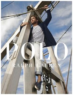 Models Justin Hopwood, Doug Pickett and James Norley reunite with Polo Ralph Lauren for its cruise 2015 campaign. Connecting with fashion photographer Arnaldo Anaya-Lucca, the trio enjoy a pleasant day out. Taking on the tasks of artist, surfer, man of leisure and more, the models showcase casual styles from Polo Ralph Lauren with comfortable shorts... [Read More]