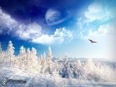 paysages d'hiver - Recherche Google