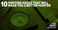 These 10 hunting hacks will take your season to the next level. What are you waiting for? Check out these useful ideas now, and hunt better later. Moose Hunting, Quail Hunting, Deer Hunting Tips, Hunting Humor, Hunting Guns, Archery Hunting, Deer Hunting Blinds, Pheasant Hunting, Archery Bows