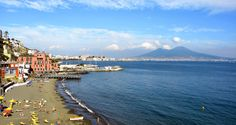 If you're thinking you can imitate the regional specialties of Naples, think again. Authentic Neapolitan food is homegrown, and will forever stay that way. Living On The Edge, Travel Articles, So Little Time, Italy Travel, That Way, Bing Images, Things To Do, Tours, Beach