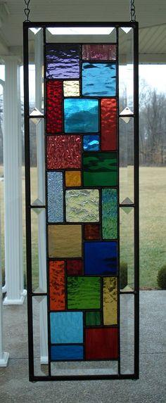 Very nice...would look great in one of the long narrow windows in my livingroom.