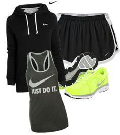 cute work out clothes are more fun.