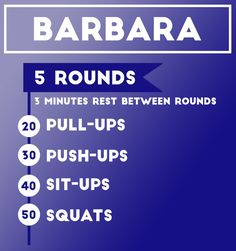 <b>These legendary CrossFit workouts work your whole body like never before.</b> Learn how to conquer each one.