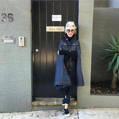 """4,983 Likes, 130 Comments - Linda Rodin. (@lindaandwinks) on Instagram: """"Press day in beautiful Sydney. @meccacosmetica."""""""