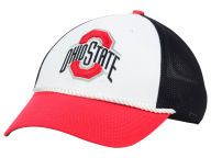 Buy Nike NCAA Legacy91 Swoosh Flex Mesh Back Cap Stretch Fitted Hats and  other Ohio State f1584a6beb37