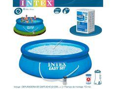SORTEO EN TOP-PISCINAS gracias a GUIA DE JARDÍN. Consigue GRATIS esta piscina desmontable de la marca INTEX, participa con nosotros ¡DATE PRISA! Tienes hasta el día 16 de Noviembre. http://www.top-piscinas.com/piscinas-de-pvc-piscinas-intex-easy-set/piscina-intex-easy-set-366x76-cm-con-depuradora-ref-56422.html El 17 de Noviembre el ganador saldrá publicado en el BLOG de GUIA DE JARDÍN. Sigue los pasos para participar http://www.guiadejardin.com/2014/11/sorteamos-una-piscina-desmontable.html