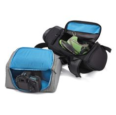 Thule Perspektiv Daypack, un útil sistema de transportación adecuado para cicloturitas apasionados de las sesiones fotográficas