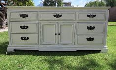 Shabby chic/french provincial dresser cottagewhite in Westchester, Los Angeles, CA, USA ~ Krrb