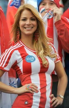 Women Of Paraguay