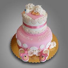krstinové torty pre dievčatá - Hľadať Googlom