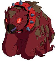 Ben 10, Vicetopus is a Nemetrix alien and is the predator of Cerebrocrustaceans, BOO!
