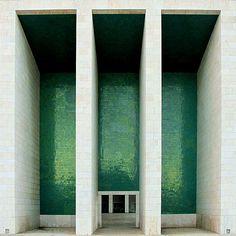 Portuguese Pavilion  Expo 1998 Lisbon Architect Alvaro Siza  with Eduardo Souto de Moura ...