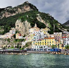 Positano, Italia