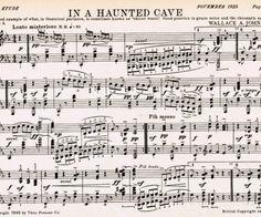 Halloween Sheet Music - KnickofTime.net