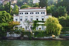 Villa Belvedere   Blevio #lakecomoville