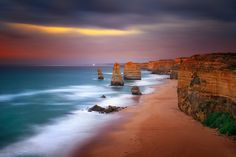 paysage (landscape) 39 The Twelve Apostles (Victoria) by Noval Nugraha on The Places Youll Go, Places To See, Beautiful World, Beautiful Places, Simply Beautiful, Amazing Places, Magic Places, Costa, Beach Pictures