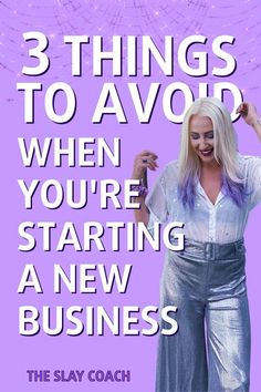 I have started many businesses, both successfully and unsuccessfully, so I'm here to teach you what I have learned. These are the most important things to avoid when you start your business or pivot your business. Blog post by The Slay Coach Jamie King #business #businesstips #startabusiness #mlm #networkmarketing Business Entrepreneur, Business Tips, Online Business, Business Coaching, Make Money Online, How To Make Money, Jamie King, Online Blog, Quitting Your Job