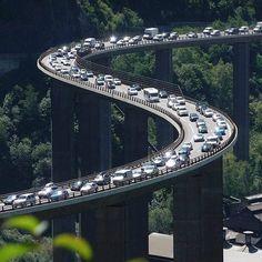 Viaduc des egratz vs@rebazhussein - France