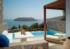 Tour Blue Palace, a Luxury Collection Resort and Spa, Crete with our photo gallery. Our Crete hotel photos will show you accommodations, public spaces & more. Greece Vacation, Vacation Trips, Greece Travel, Dream Vacations, Elounda Crete, Crete Hotels, Top Honeymoon Destinations, Honeymoon Ideas, Holiday Destinations