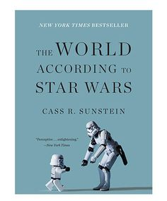 Another great find on #zulily! The World According to Star Wars Hardcover #zulilyfinds