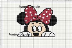 """Minnie fa """"cu - cu""""!!"""