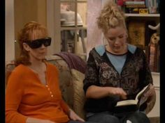 Funny Barbra Jean Moments from the 5th Season of Reba - BabbyJ - That's my American Idol name - Fingers Crossed!