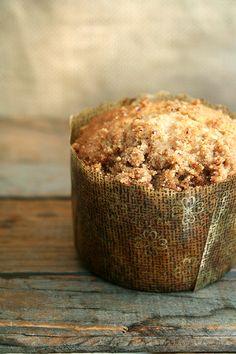 Coffeecake Muffins, Coffeehouse Style
