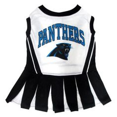 e4024dcce90 Carolina Panthers NFL Cheerleader Uniform Carolina Panthers Cheerleaders,  Nfl Cheerleaders, Cheerleading Uniforms, Cheer