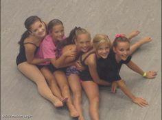 Brooke Mackenzie Maddie Paige and Kendall