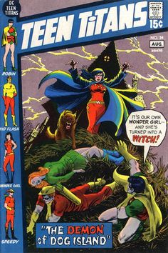 Art by Nick Cardy.