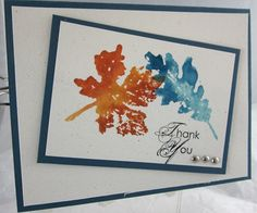 watercolor winter by stampin up | Stampin'Up!™1990-2012