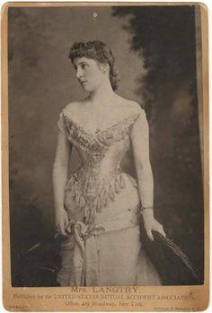 1882 Lillie Langtry