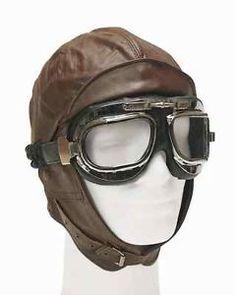 pilot hat glasses goggles
