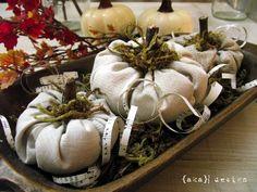 close up all 3 cinderella pumpkins