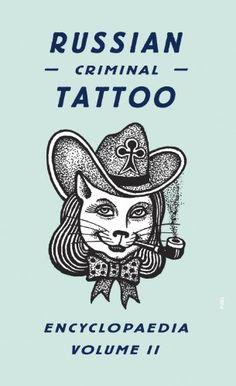 Russian Criminal Tattoo Encyclopaedia Volume II by Danzig Baldaev http://www.amazon.com/dp/0955006120/ref=cm_sw_r_pi_dp_hsGWub0856T9J