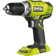 Ryobi One+ 18V Cordless Compact Drill Driver - Skin Only