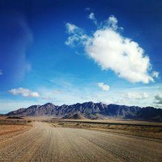 Beautiful Road to Aus, Namibia