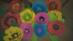 kreatywnyMaks: Papierowe kwiaty Chanel