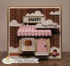 Cindy's Scraptastic Designs: Peachy Keen Stamps September Sneak Peeks Day #1