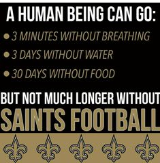 #Whodat New Orleans Saints