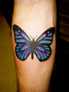 454 Best Purple Butterfly Tattoo Images In 2019 Beautiful