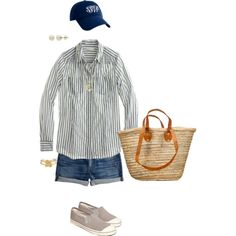 """""""Effortless summer"""" by maomi on Polyvore"""