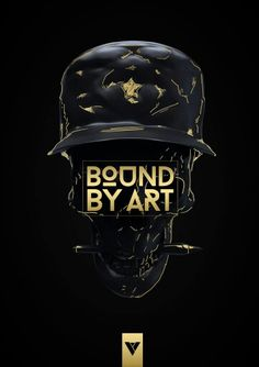 Bound by Art.     By- victor etukudo.