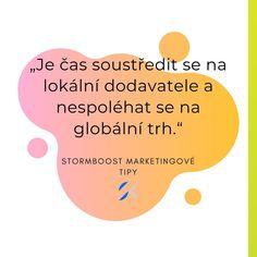 Při výpadku dodavatele se může Váš business dostat do velkých problémů. Je čas začít se soustředit na lokální dodavatele. Je čas vrátit se do Evropy. Je čas posunout ČR dál. Máme na to!  #ceskarepublika #cr #dodavatel #trh #marketing #onlinemarketing #zustandoma #krize #homeoffice #reklama #marketingovetipy Online Marketing, Chart