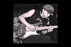 Stevie Ray Vaughan - Collins Shuffle - Live Houston 1981
