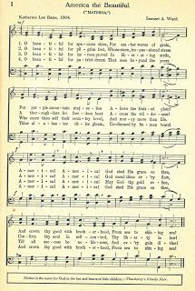 Free Sheet Music Awesome! Perfect for 4th of July!