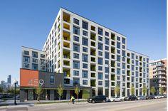 Terrace 459 | Architect Magazine | Landon Bone Baker Architects, Chicago, IL, Multifamily, Residential Architect Design Awards 2016