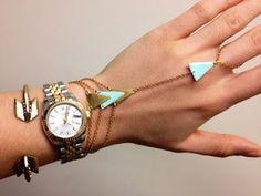 Bracelet Ring Arrow