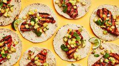 Fish Tacos al Pastor Recipe Recipe | Bon Appetit